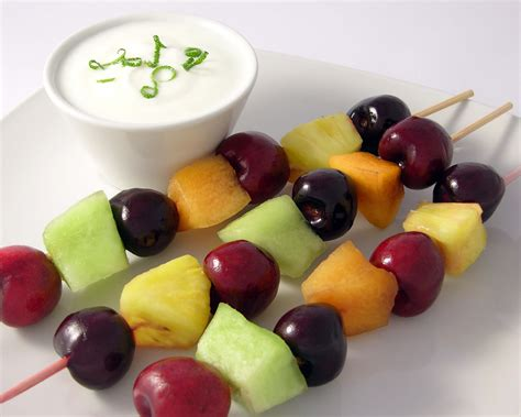 fruit kabobs fresh fruit kabobs