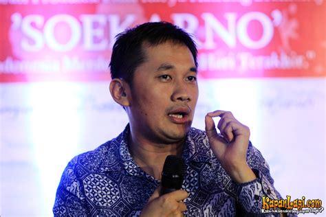 film soekarno by hanung bramantyo hanung dan raam punjabi optimis angkat kisah soekarno