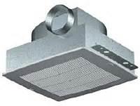 Greenheck Ceiling Exhaust Fan Part 2010 Sp B110 On R L Craig Company Inc
