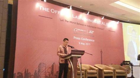 alibaba masuk indonesia gm alibaba group minim promosi jadi kendala ukm indonesia