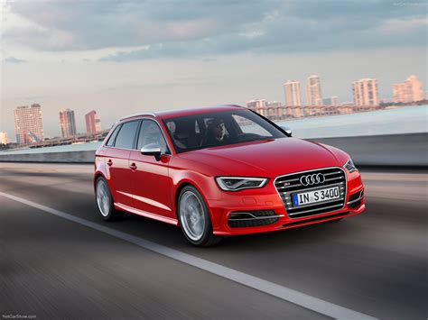 Audi S3 03 by Audi S3 Sportback 2014 Picture 03 1600x1200