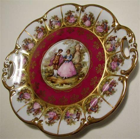 germany porzellan antiqueoyster karlsbader carlsbad germany porcelain