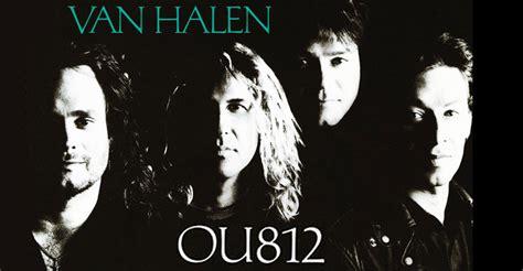 Halen New Desk by Anniversary Of Halen S Ou812 Halen News Desk