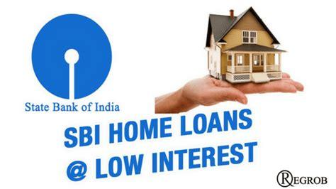 sbi home loan service  india