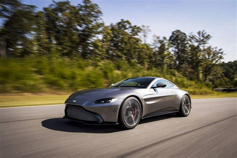 2018 Aston Martin Vantage Review Top Speed