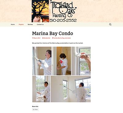 paint with a twist thousand oaks projects pat soberanis creative services web design
