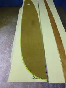 Surfboard Outline Spin Templates don woodruff surfboards