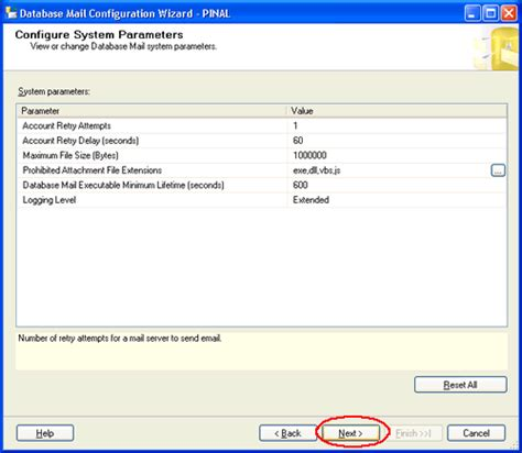 configure xp email send sql server 2008 configure database mail send email