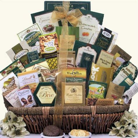 holiday gallant affair gourmet holiday christmas gift