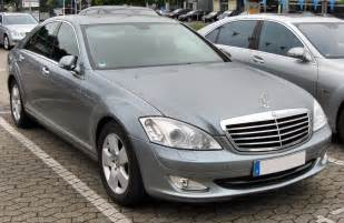 Mercedes S 320 File Mercedes S 320 Cdi 20090808 Front Jpg Wikimedia Commons
