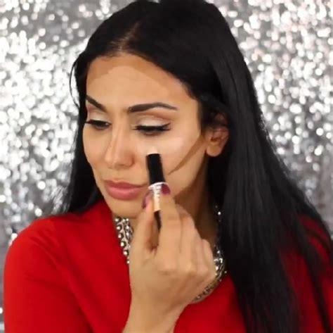 Huda Contour huda makeup tutorial you makeup vidalondon