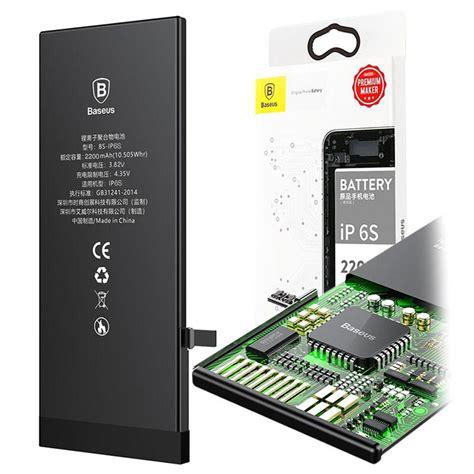 baseus bs ips high capacity iphone  battery mah