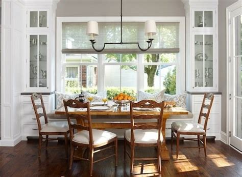 small kitchen banquette is a kitchen banquette right for you bob vila