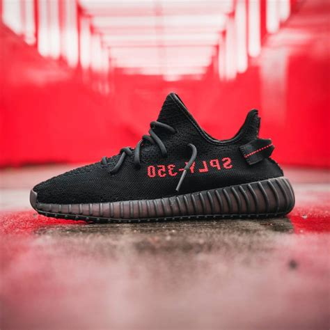 Adidas Yeezy Boost 350 V2 Bred adidas originals yeezy boost 350 v2 quot black quot bred