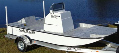 shallow water flats boats flats cat boat 17 foot shallow water catamaran flats