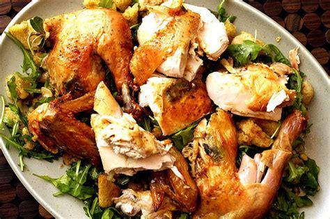 zuni cafe s roasted chicken bread salad smitten kitchen