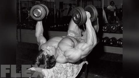 arnold schwarzenegger bench press max the complete arnold chest flex online