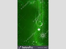 Holidays: Green Christmas Background With Ornaments And ... Free Christmas Ornaments Clip Art
