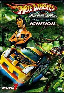 film hot wheels acceleracers new dvd hot wheels acceleracers ignition movie 1