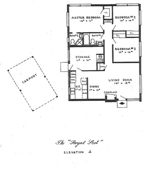 national homes corporation floor plans national homes corporation floor plans 1960s residential