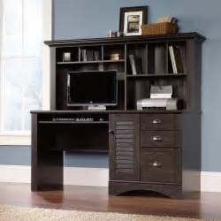 Desk With A Hutch Harbor View Computer Desk With Hutch 401634 Sauder