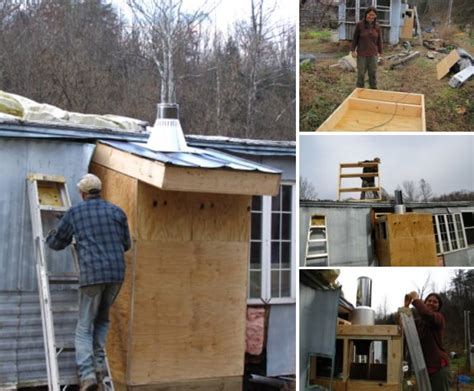 woodstove mobile home installation notes