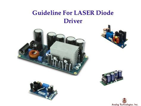 laser diode driver linear technology 28 images yag laser power supply laser diode driver of