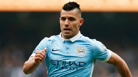sergio aguero to miss four weeks of due to