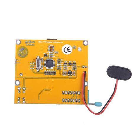 resistor capacitor l r resistor capacitor q transistor 28 images transistor tester capacitor esr inductance