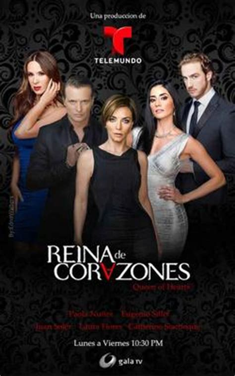 theme song queen of hearts reina de corazones american tv series wikipedia