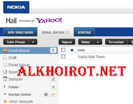 membuat email nokiamail daftar email yahoo dan nokia konsultasi syariah