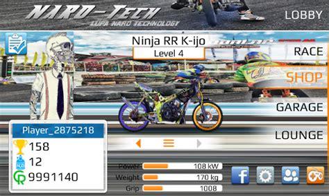 game balap drag mod download game balap drag naro apk