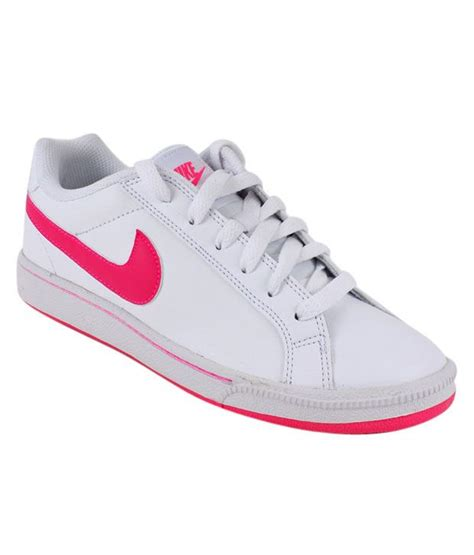Nike Court Majestic nike court majestic white pink sneakers price in india buy nike court majestic white pink