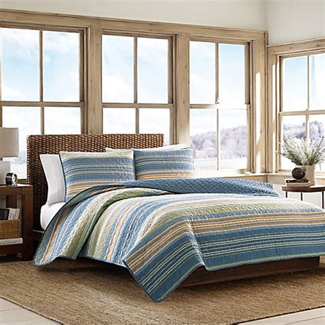 bed bath and beyond yakima buy eddie bauer 174 yakima valley king quilt set in persimmon from bed bath beyond