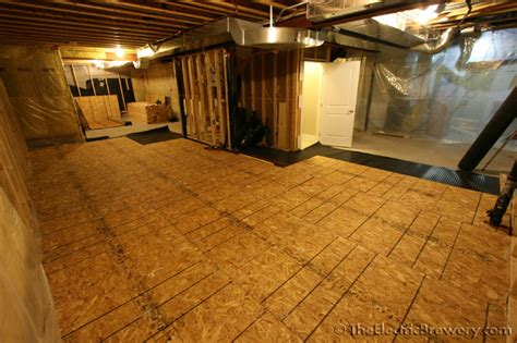 kal s basement brewery bar home theatre build 2 0