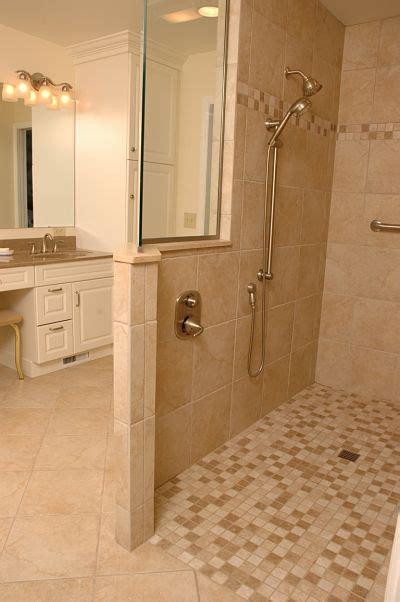 Walk In Shower Designs Without Doors Pictures by Awesome Design Ideas For Walk In Showers Without Doors