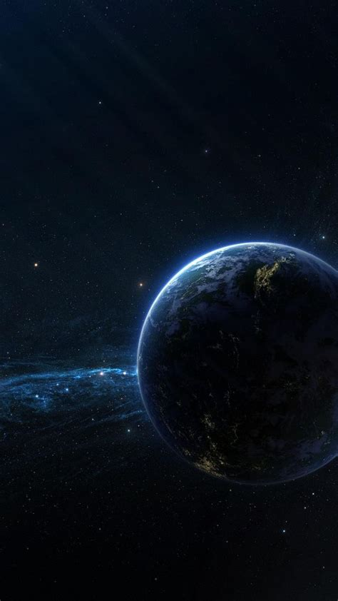 wallpaper exoplanet galaxy space stars space