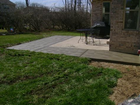 Adding Pavers To Concrete Patio Pin Ln Tom Hines 2jpg On