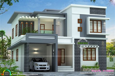 Kerala House Plans With Photos And Price by Kerala House Plans Below 2000 Sq Ft Lovely Modern Luxury