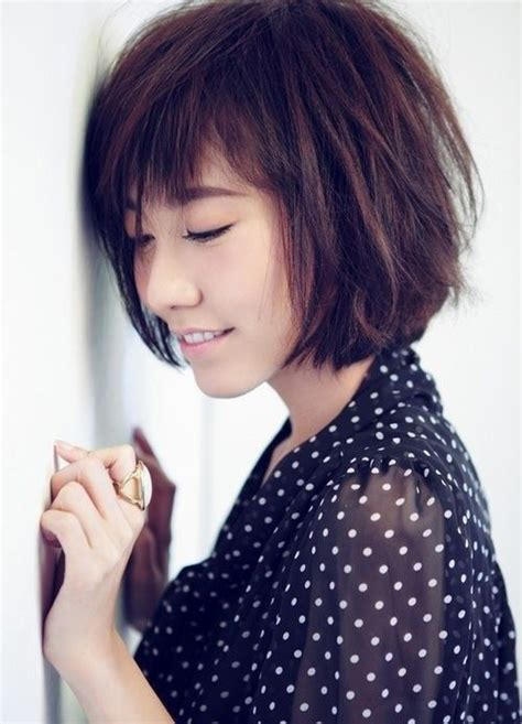 revenge asian woman short hair 50 trendy and easy asian girls hairstyles to try bobs