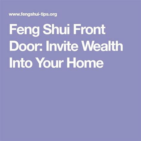 Feng Shui Tips To Invite Prosperity Into Your Home 25 melhores ideias de feng shui no feng shui