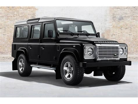jeep defender 2016 land rover produira quelques defender en 2016