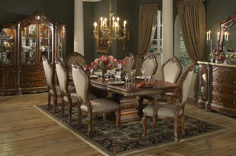 aico dining room set cortina dining collection by aico aico dining room furniture
