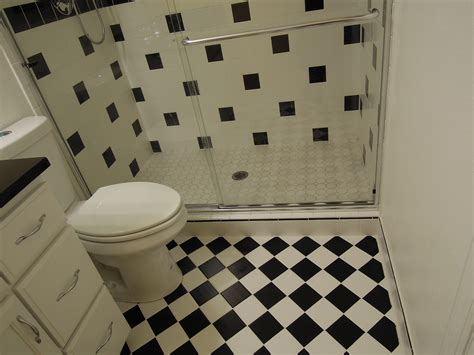 black and white tile floor bathroom ravishing small bathroom ideas with black and white themes