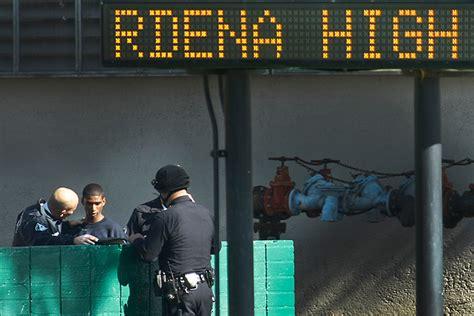 Gardena Ca Shooting Suspect In Gardena High School Shooting Surrenders