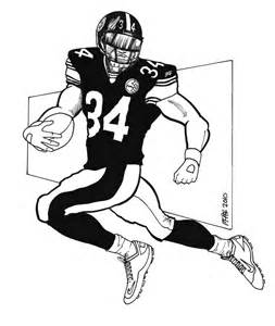 steelers coloring sheets printable coloring pages - Steelers Coloring Pages Printable