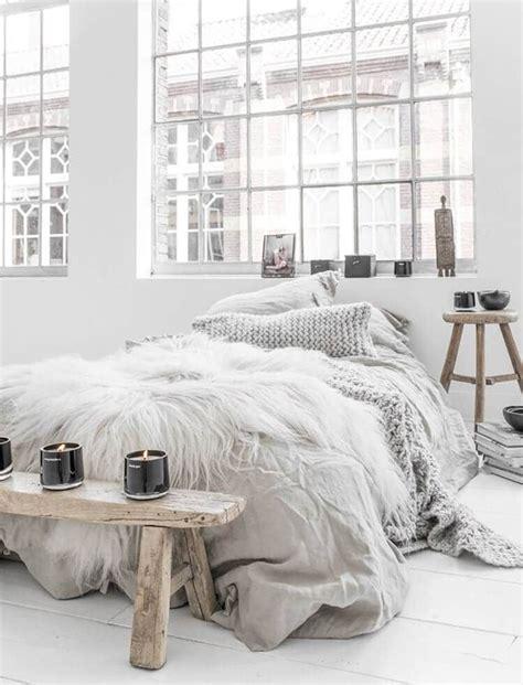 minimalist rustic scandinavian bedroom minimalist