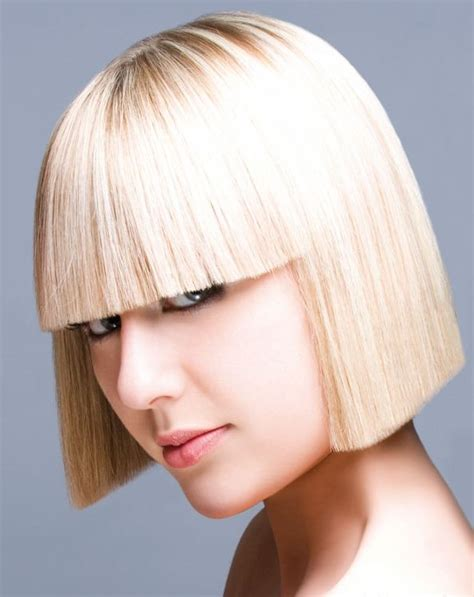 precision wedge with bangs 408 best beautiful bobs images on pinterest
