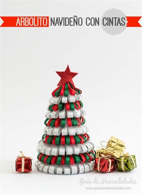 arbolito navide 241 o con cintas