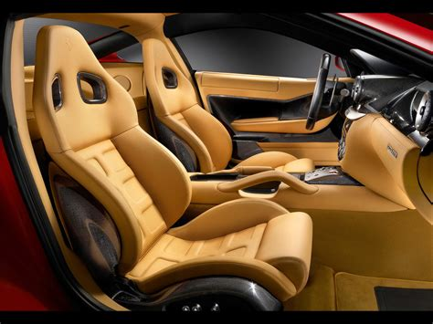 Cars With Interiors by 2006 599 Gtb Interior 1280x960 Wallpaper